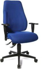 Hjh office Topstar Lady Sitness C AL.K2 - Bureaustoel - Ergonomisch - Blauw