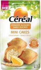 Cereal | Céréal | Mini Cake | Citroen | Snel afvallen zonder poespas!