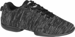 Anna Kern Suny Danssneakers 4025-bold - Heren Sport Sneakers - Salsa, Latin, Stijldansen - Grijs - Maat 42,5