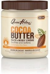 Queen Helene Cocoa Butter Face + Body Crème - 425g