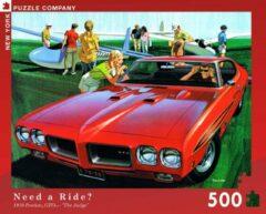 The New York Puzzle Company Need A Ride? (1970 Pontiac GTO)