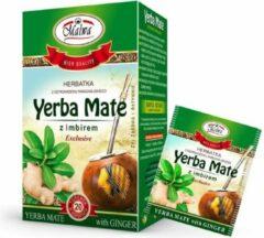 Malwa Yerba Mate met gember 20 x 2g