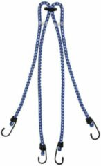 Proplus Bagagespin 4-armig 10 Mm Blauw 60 Cm