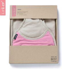 Roze KipKep Feedi borstvoedingsdoek powder pink