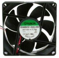 Grijze Sunon - Ventilator: SUNON DC - Ventilator