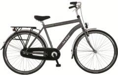 28 Zoll Herren City Fahrrad Hoopfietsen... grau, 47cm