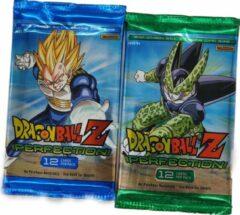Dragon Ball Z Trading Cards Kaarten Perfection Cell Saga Panini