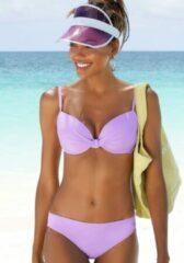 Paarse S.Oliver RED LABEL Beachwear bikinibroekje Spain