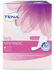 Tena Lady Mini Magic - 34 Stuks - Incontinentie Inlegkruisjes