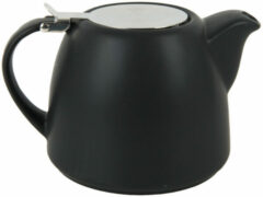 One in a Million Gifts Theepot met filter - Zwart - 1 liter