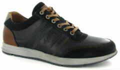Blauwe Australian Footwear Grant leather