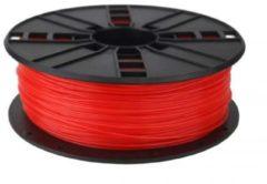 Gembird3 FF-3DP-PLA1.75-02-R - Filament (600 g) PLA, 1.75 mm, 53 mm spoel, rood