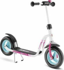 Roze Step Puky wit/paars 36 maanden/95 cm