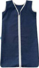 Donkerblauwe BINK Bedding Zomerslaapzak Bo Jeans 70 cm