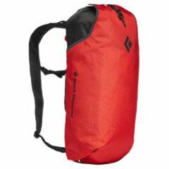 Black Diamond - Trail Blitz 16 Backpack - Klimrugzak maat 16 l, rood/zwart