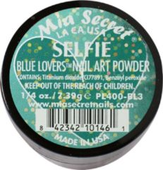 Groene Mia Secret Blue Lovers Acrylpoeder Selfie