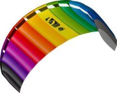 Invento tweelijnsmatrasvlieger Symphony Beach III 2.2 Rainbow 220 cm