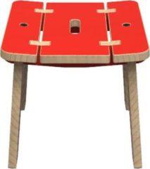 IKC Kindermeubel - Buxus krukje rood