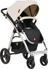 Zilveren Topmark Pure - Kinderwagen (exl. kleurenkit) - Zilver onderstel