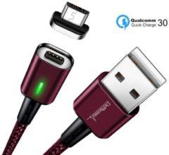 Rode DrPhone iCON Series - Gecertificeerde Qualcomm 3.0 Support - Snellader - Magnetische MICRO USB oplaadkabel + Datakabel