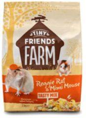 Supreme Reggie Rat & Mimi Mouse - Rattenvoer - 2.5 kg