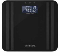 Medisana 40484 weegschaal Elektronische weegschaal Rechthoek Zwart