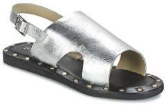 Zilveren Sandalen Betty London EJADE