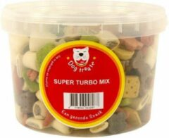 1400 gr 3 ltr Dog treatz super turbo mix