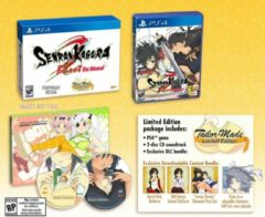 Marvelous Senran Kagura Burst Re:Newal (Tailor-Made Limited Edition) (USA)