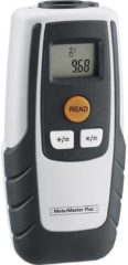 Ultrasone afstandsmeter Laserliner MeterMaster Plus Meetbereik (max.) 13 m Kalibratie conform: Fabrieksstandaard (zonder certificaat)