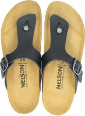 Orange Babies Nelson heren teenslipper - Blauw - Maat 42