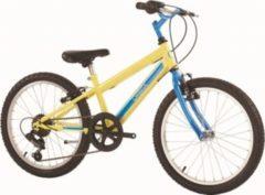 20 Zoll Jungen Mountainbike 6 Gang Orbita... gelb