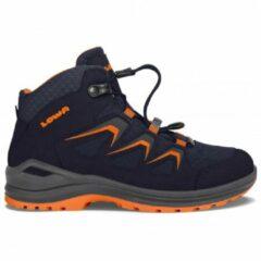 Lowa Innox EVO GTX QC wandelschoenen donkerblauw/oranje kids
