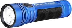 Blauwe Olight Seeker 2 Pro Blue + L-Dock Zaklamp