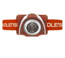 Ledlenser LED Lenser - SEO3 with 1XC-Led - Hoofdlamp oranje