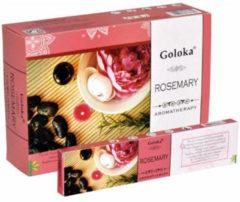Goloka Wierook goloka aromatherapy rosemary 15 Gram