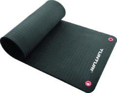 Tunturi Pro Fitnessmat - Oefenmat - 140 cm x 60 cm x 1,5 cm - Zwart