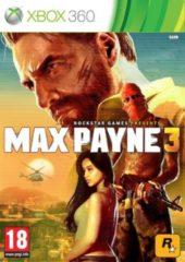 Rockstar Max Payne 3 /X360
