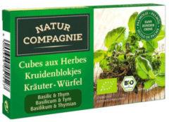 Natur Compagnie Kruidenblokjes Basilicum & Tijm