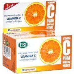 Esi Vitamina C Pura Retard Integratore 30 Compresse