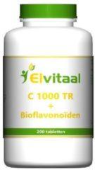 Elvitaal Vitamine C1000 time released 200 Stuks