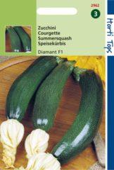 Groene Hortitops Zaden - Zucchini (Courgette) Diamant F1