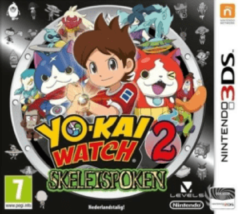 Nintendo Yo-Kai Watch 2: Skeletspoken 3DS (2236348)