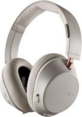 "Beige Plantronics Hoofdtelefoon Bluetooth® & ANC ""BackBeat GO 810"", Bone Wit"