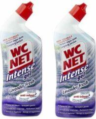 WC NET Intense - Gel - Lavender Fresh - 2 x 750ml