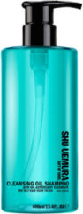 Shu Uemura - Cleansing Oil Shampoo - Anti-Oil Astringent Cleanser - 400 ml