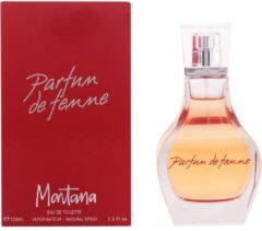 Montana Parfum de Femme - 100 ml - eau de toilette spray - damesparfum