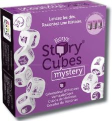 Paarse Zygomatic Rory's Story Cubes Mystery - Dobbelspel