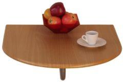 Möbel direkt online Moebel direkt online Wandtisch Klapptisch Küchen-Wandtisch Sparraumtisch zum Abklappen In 2 Farben lieferbar