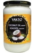 Yakso Kokosolie Geurloos (650ml)